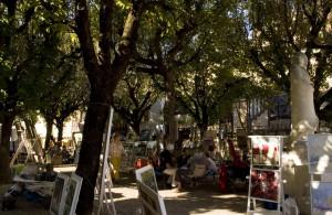 Place de la Mirpe. Photo DR.