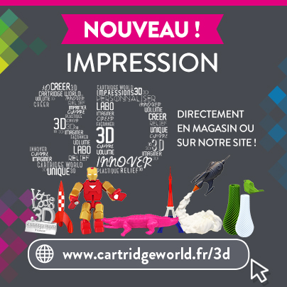 3D - Cartridgeworld Bergerac
