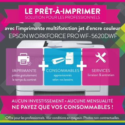 Prêt à imprimer - Cartridge World Bergerac